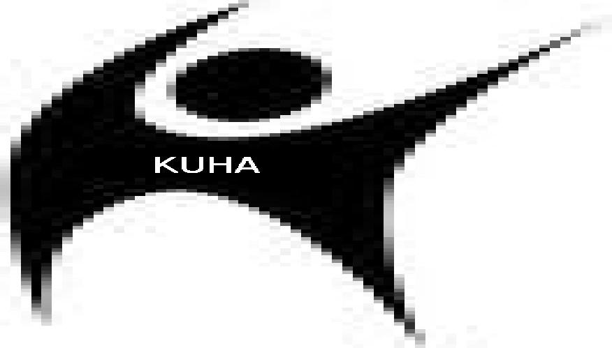 KUHA Official Logo